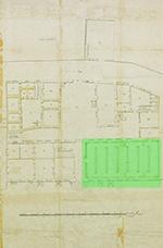 Plan du rez-de-chaussée de l'hôtel royal des Monnaies, 1771