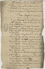 Inventaire sommaire des titres et papiers provenant des bureaux de l'intendance de Lorraine et Barrois, déposés aux Archives du département de la Meurthe, 1790