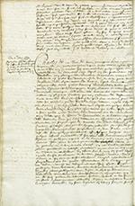 Création de l'office de grand voyer et de cinq voyers dans les duchés de Lorraine et de Bar. Lettres patentes du duc Charles IV du 5 mai 1664