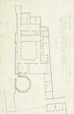 plan de l'école normale, 1837